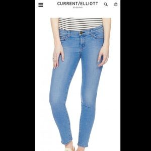 Current/Elliot The Stiletto Jean - Chester Blue 29
